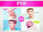 PSD #10