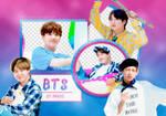 PNG PACK: BTS #15