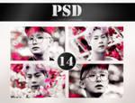 PSD #14 (Hallyumi) by Hallyumi