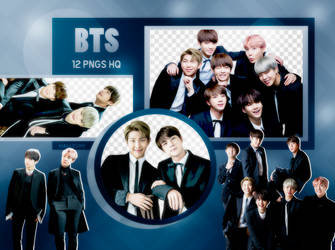 PNG PACK: BTS #23 by Hallyumi