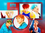 PNG PACK: BTS #24 (DNA MV)