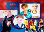 PNG PACK: BTS #25 (DNA MV)