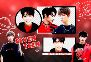 PNG PACK: SEVENTEEN (Performance Team) #1 by Hallyumi