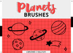 BRUSHES: Planets #1
