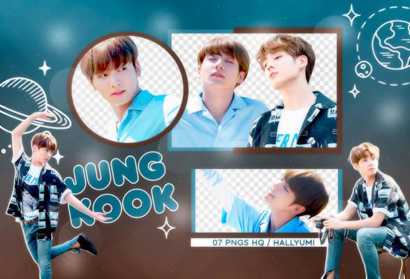 PNG PACK: JungKook #17