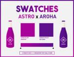 SWATCHES: ASTRO X AROHA
