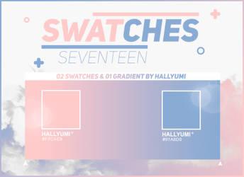 SWATCHES: SEVENTEEN