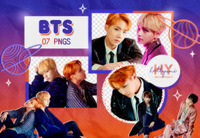 PNG PACK: BTS #34 (WINGS, I version)