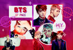 PNG PACK: BTS #36 (WINGS, G version)