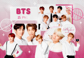PNG PACK: BTS #37 by Hallyumi