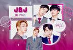PNG PACK: JBJ #1