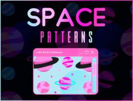 PATTERNS: SPACE by Hallyumi
