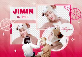PNG PACK: Jimin #13 by Hallyumi