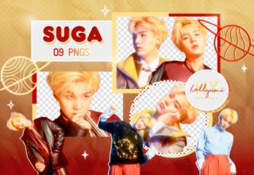 PNG PACK: Suga #7