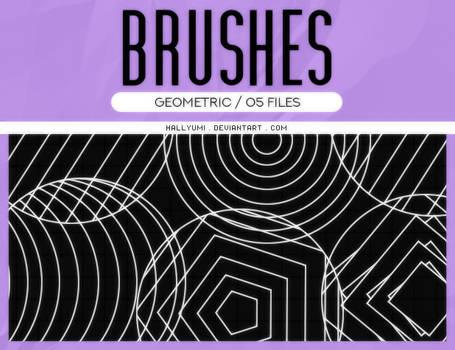 BRUSHES: Geometric #1