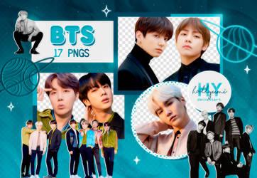 PNG PACK: BTS #43 (BILLBOARD)