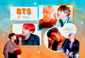 PNG PACK: BTS #44 by Hallyumi