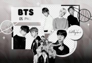 PNG PACK: BTS #45 (BILLBOARD) by Hallyumi