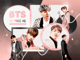 PNG PACK: BTS #46 by Hallyumi