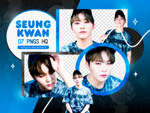 PNG PACK: Seungkwan #1
