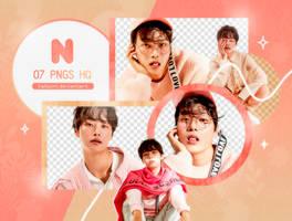 PNG PACK: N #1 by Hallyumi