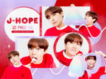 PNG PACK: J-Hope #6