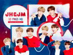 PNG PACK: J-Hope and Jimin