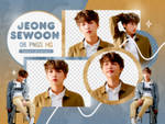 PNG PACK: Jeong Sewoon #1