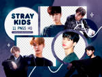 PNG PACK: Stray Kids #3 (I am Not)
