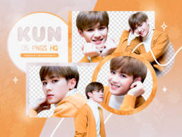 PNG PACK: Kun #1 by Hallyumi