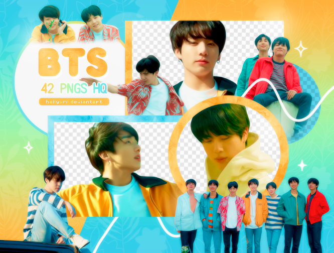 PNG PACK: BTS #51 (Euphoria) by Hallyumi on DeviantArt