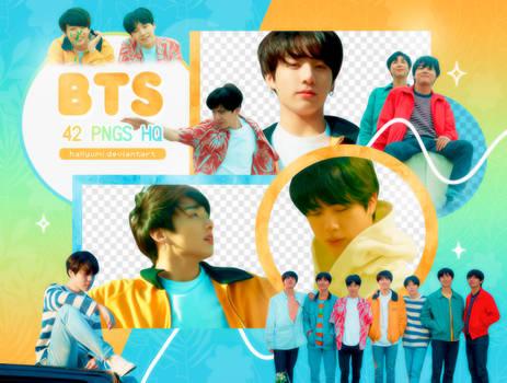 PNG PACK: BTS #51 (Euphoria)
