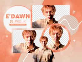 PNG PACK: E'Dawn #1 by Hallyumi