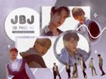 PNG PACK: JBJ #3 (New Moon)