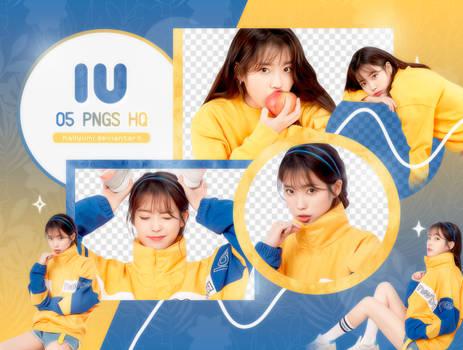 PNG PACK: IU #1