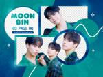 PNG PACK: Moonbin #1