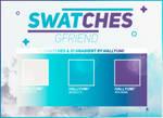 SWATCHES: GFRIEND