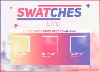 SWATCHES: EXID