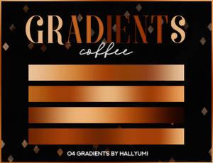 GRADIENTS: Coffee