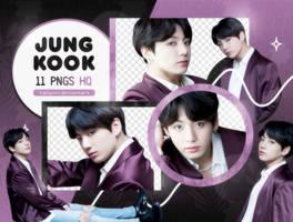 PNG PACK: JungKook #22 (BBMAs 2018) by Hallyumi
