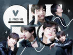 PNG PACK: Taehyung #8 (BBMAs 2018)