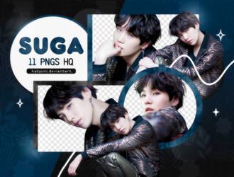 PNG PACK: Suga #10 (BBMAs 2018) by Hallyumi