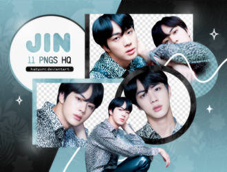 PNG PACK: Jin #7 (BBMAs 2018)