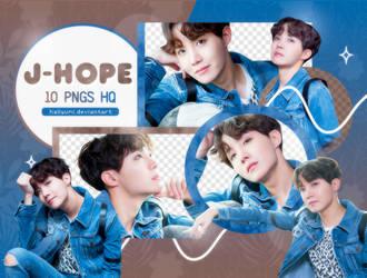 PNG PACK: J-Hope #7 (BBMAs 2018) by Hallyumi