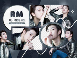 PNG PACK: RM #5 (BBMAs 2018) by Hallyumi