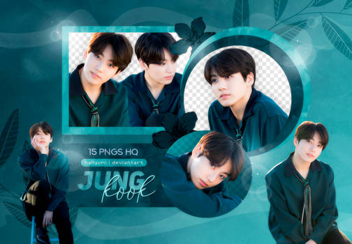PNG PACK: JungKook #24 (BTS 5TH ANNIVERSARY)