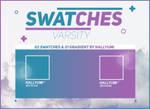 SWATCHES: VARSITY