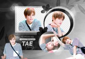 PNG PACK: Taeyong #1 by Hallyumi