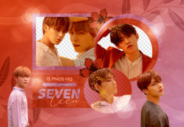 PNG PACK: SEVENTEEN (You Make My Day, Follow Ver.)