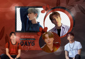 PNG PACK: DAY6 (Shoot Me) by Hallyumi